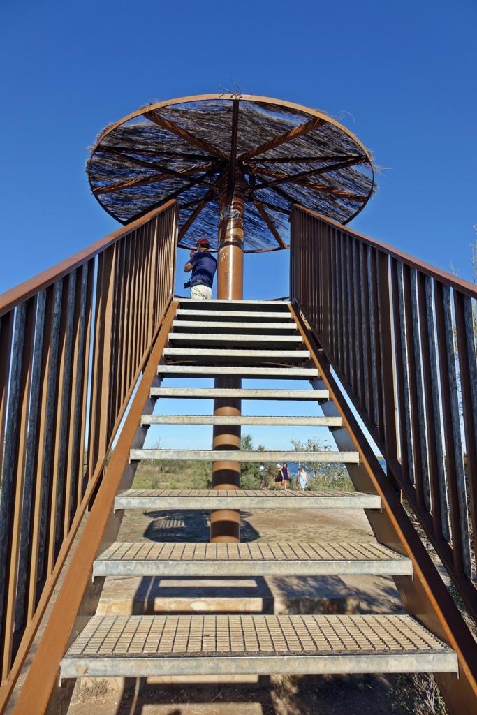 Miradores o torres de observación